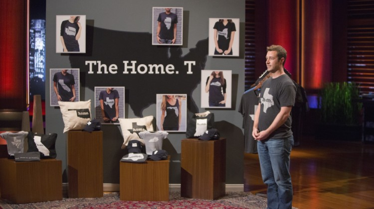 ryan shell on shark tank